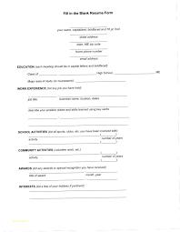 Blank Resume Template Mesmerizing Blank Letter Format Template Blank Resume Template Blank Resume