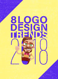 Graphicmama Design Trends 2018 8 Logo Design Trends 2018 Stay At The Top Of Your Game