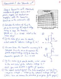 physics electronics   17th homework 7 page 1
