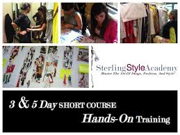 Fashion Designing Short Courses In Mumbai 3 Day 5 Day Personal Styling Training Personal Shopping