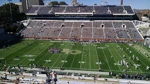 Bobby Dodd Stadium Section 224 Rateyourseats Com