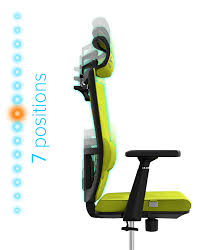 Купить офисное <b>Эргономичное кресло KULIK SYSTEM</b> SPACE в ...