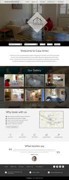 Apartment Website Design Property