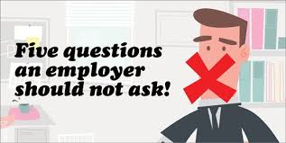 Questions To Not Ask In An Interview Top Tips When Interviewing Questions Not To Ask