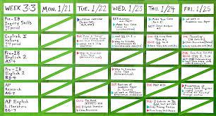 Week 33 Jan 22 25 Bentonenglishcom