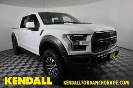 New 2019 Ford F-150 Raptor Pickup Truck for Sale #JF13985 | Kendall ...