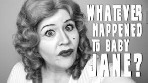 wver happened to baby jane old age makeup tutorial by golstarling you