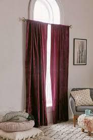 Maroon Curtains For Living Room 25 Best Red Velvet Curtains Trending Ideas On Pinterest Red