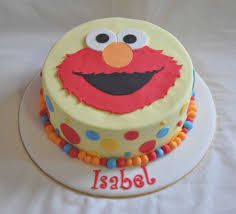 Elmo Cake Decorating Perfect For A 1 2 And 3 Birthday Party Kids