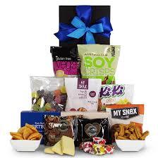 tasty treats gift basket
