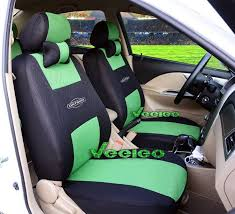 3d flying banner car seat covers 6 pcs