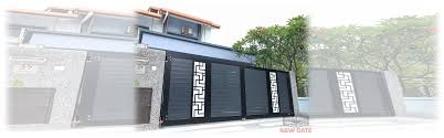 House Awning Design Malaysia New Gate Metal Auto Gate Auto Gate Design Autogate
