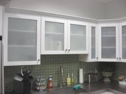 kitchen cabinets glass fronts