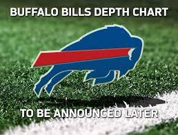 Buffalo Bills Depth Chart Nfl Depth Chart Buffalo Bills