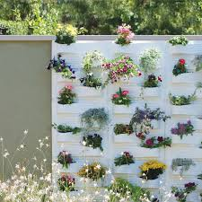 excellent design ideas wall hanging flower pots ceramic large wall unique wall flower planters