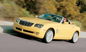 2005 Chrysler Crossfire Roadster Road Test – Review – Car and Driver