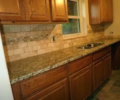 Granite Countertops With Tile Backsplash Engaging Granite With Tile Fascinating Granite With Backsplash Remodelling