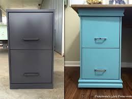 diy file cabinet desk. Brilliant Desk Diy Filing Cabinet Desk Diy Home Decor Office Painted Furniture In Diy File Cabinet Desk