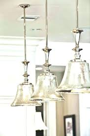 bell pendant light new glass fascinating seeded flush clear shaped lights