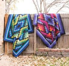What Is Bargello Quilting? An Overview and Pretty Patterns & If you're ready to try quilting bargello, there are plenty of beautiful bargello  quilt patterns and kits to get you started: Adamdwight.com