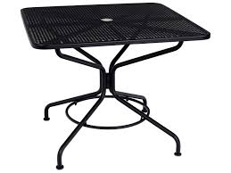 mesh patio furniture black color