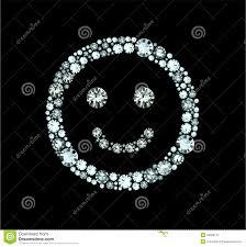 Diamond Smile Design Diamond Smile Stock Vector Illustration Of Light
