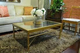 painted dresser ideas for a boy budget metal coffee table makeover using spray paint blog feature gold on