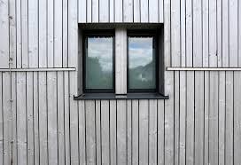 Fassaden Holzfassaden Wärmedämmung Fenster Minergie