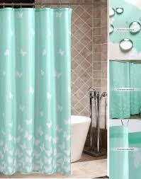 green shower curtains light blue shower curtain with sweet erfly patterns hunter green shower curtains green shower curtains