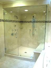 average cost to install a door cost of glass shower door shower cost glass shower doors average cost to install