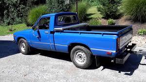 1981 2wd Toyota Pickup - YouTube