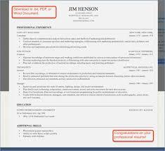 Online Resume Maker Free New Resume Generator Free 28 Ifest