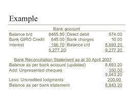 bank reconciliation form bank reconciliation template free excel bank reconciliation