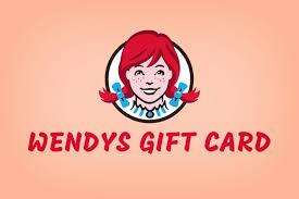 wendys giftcard balance