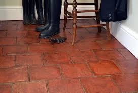 teatree handmade terracotta floor tiles 200x200200x200