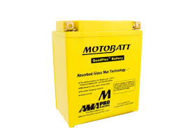 agm honda motorcycle battery