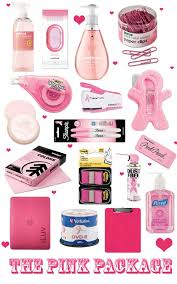 cute girly office supplies. Cute For A Gift Girl Who LOVES Pink! [specifically Thinking About Carm \u0026 Courtney :)] | Love Xox Pinterest Gift, School And Girls Girly Office Supplies C