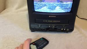 tv vcr combo new. tv vcr combo new youtube