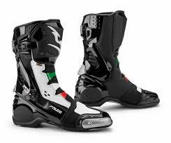 Falco Eso Lx 2 1 Italia Black White Riding Boots