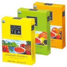 hawaii souvenirs hawaiian natural organic tea bags 3 box set hawaii hawaiian gift hawaii and gifts