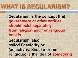 Image result for secularism