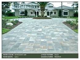 patio pavers installation cost patio cost average cost of patio cost to install brick amazing large