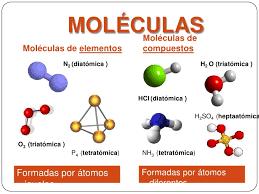 Los componentes de una molécula – informaticaaplicadagmp
