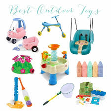 Outdoor toys for 1 year old