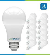 60w Led Light Bulb Pack Of 12
