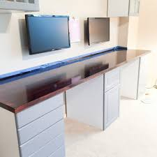 ikea cabinets office. IKEA Cabients, Built Ins, Cabinets In Office, DIY Desk, Ikea Office