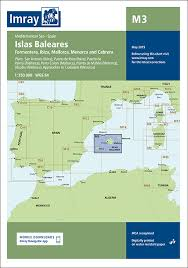 Bookharbour Chart Selector M3 Islas Baleares Imray Chart