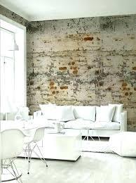 design brick walls in garden how to whitewash brick walls striking white wall ideas small garden design brick walls