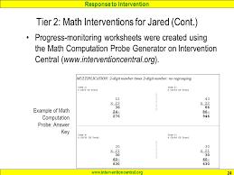 Response to Intervention Foundations of Math Skills & RTI ...