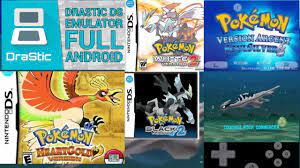 How To Download and play Any Nintendo DS Game On Android (NDS EMULATOR)  play any pokemon game - YouTube
